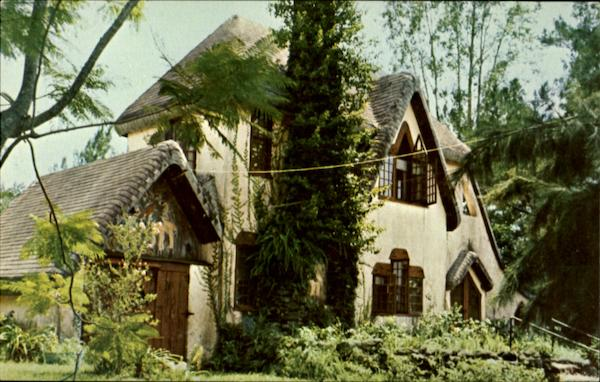 The Hansel & Gretel Gingerbread House Mt. Plymouth Florida