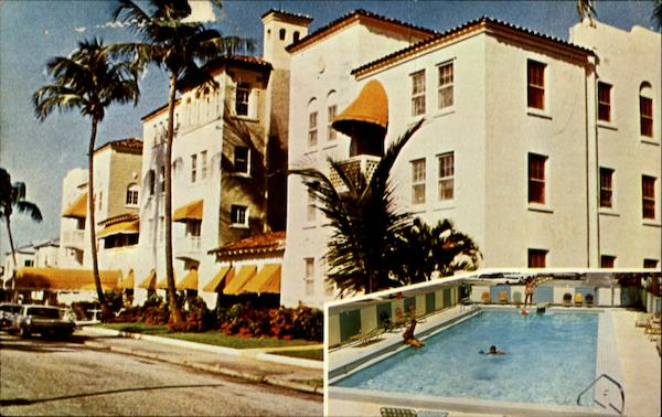 El Cid Apartment Hotel West Palm Beach Florida