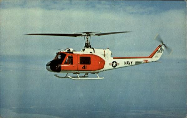 TH-1L Huey Helicopter Aircraft