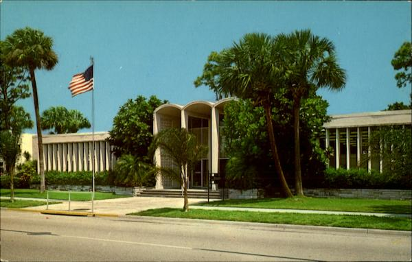 Indian River Country Library Vero Beach Florida