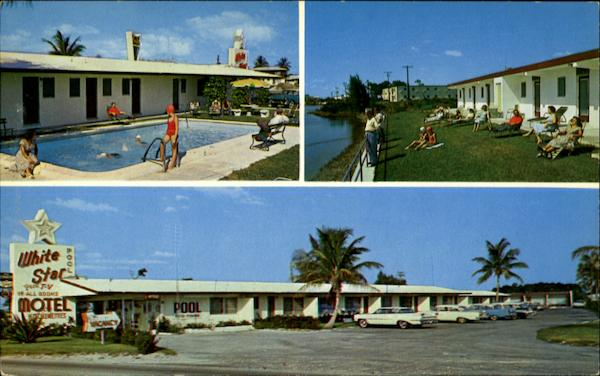 White Star Motel Fort Lauderdale Florida