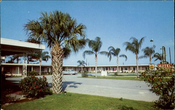 Clearwater Bay Motel Florida