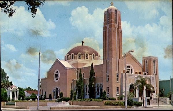 St. Nicholas Greek Orthodox Church Tarpon Springs Florida