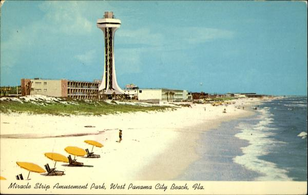 Miracle Strip Amut Park West Panama City Beach Florida