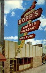 Nopp's Golden Pheasant Fine Food