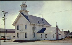Old Masonic Temple at Mendocino
