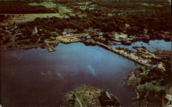 Airview of Kennebunkport