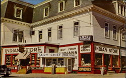 The Indian Store Moosehead Lake