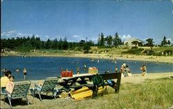Popular Tidal Pool at Reid State Park