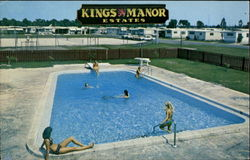 King Manor States
