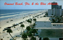 Ormond Beach, Fla. & the Blue Atlantic