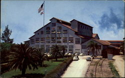 The Largest Raw Cane Sugar House in the Continental United States