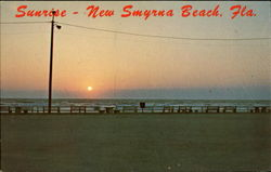 Sunrise - New Smyrna Beach, Fla