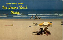 Greetings from New Smyrna Beach, Florida