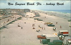 New Smyrna Beach, Fla. - looking North