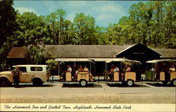The Hammock Inn and Guides Tour, Highlands Hammock State Park