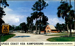 Space Coast KOA Kampground