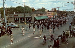 Memorial Day Parade - May 29, 1966