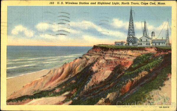 U.S. Wireless Station and Highland Light