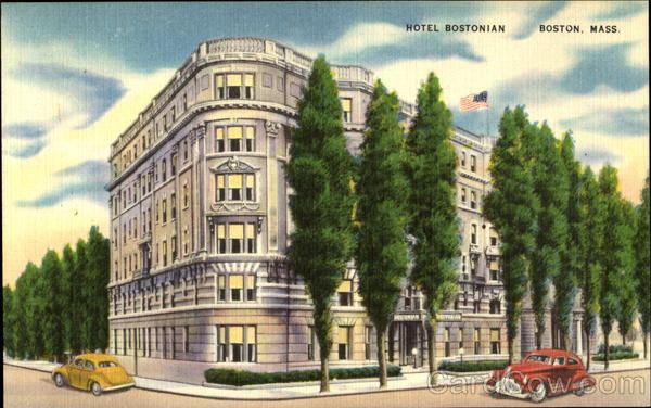 Hotel Bostonian Massachusetts