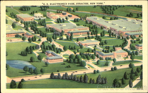 G. E. Electronics Park Syracuse New York