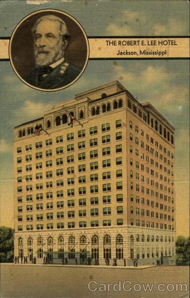 The Robert E Lee Hotel Jackson Ms