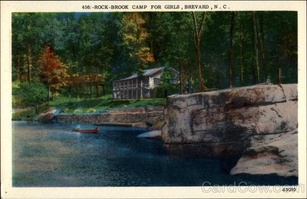 Rock Brook Camp for Girls Brevard North Carolina