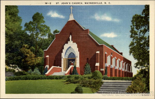 St. John's Church Waynesville North Carolina
