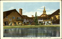 Horseback Riders at Challenger Inn Village