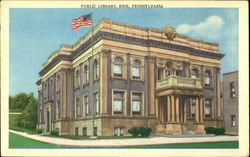 Public Library, Erie, Pennsylvania
