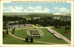 Southeast Arkansas Livestock Showgrounds and Pinecrest Cotton Mills