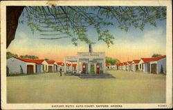 Safford Motel Auto Court