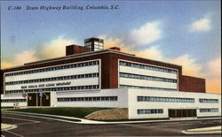 State Highway Building, Columbia, S.C