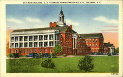 Main Building, U.S. Veterans' Administration Facility
