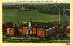 Administration Building, U. S. Veterans' Facility, Columbia, S. C