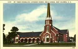 Mt. Tabor Evangelical Lutheran Church