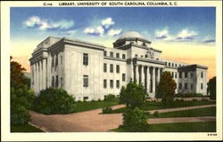 Library, University of South Carolina