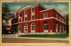 U.S. Post Office and Government Court House