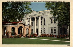 Cleveland Couty Court House