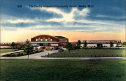 The Shelby Memorial Community Center