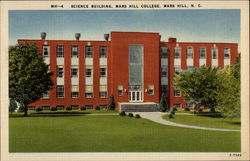 Science Building, Mars Hill College