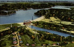 Mountain Island Plant of Duke Power Co