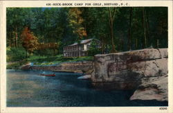 Rock-Brook Camp for Girls