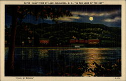 Night-Time at Lake Junaluska