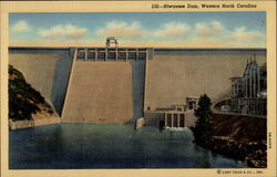 Hiwassee Dam, Western North Carolina