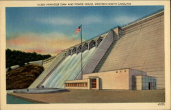 Hiwassee dam and Power House