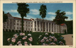 Robert E. Lee Hall, Blue Ridge Assembly