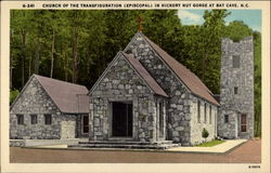 Church Of The Transfiguration (Episcopal) in Hickory Nut Gorge