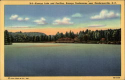 Kanuga Lake and Pavilion, Kanuga Conferences
