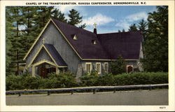 Chapel of the Transfiguration, Kanuga Conferences